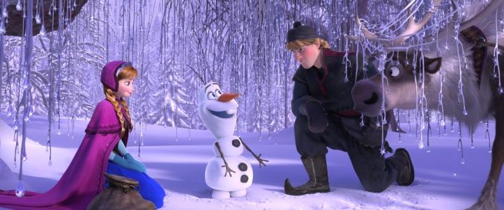 Olaf and Gang